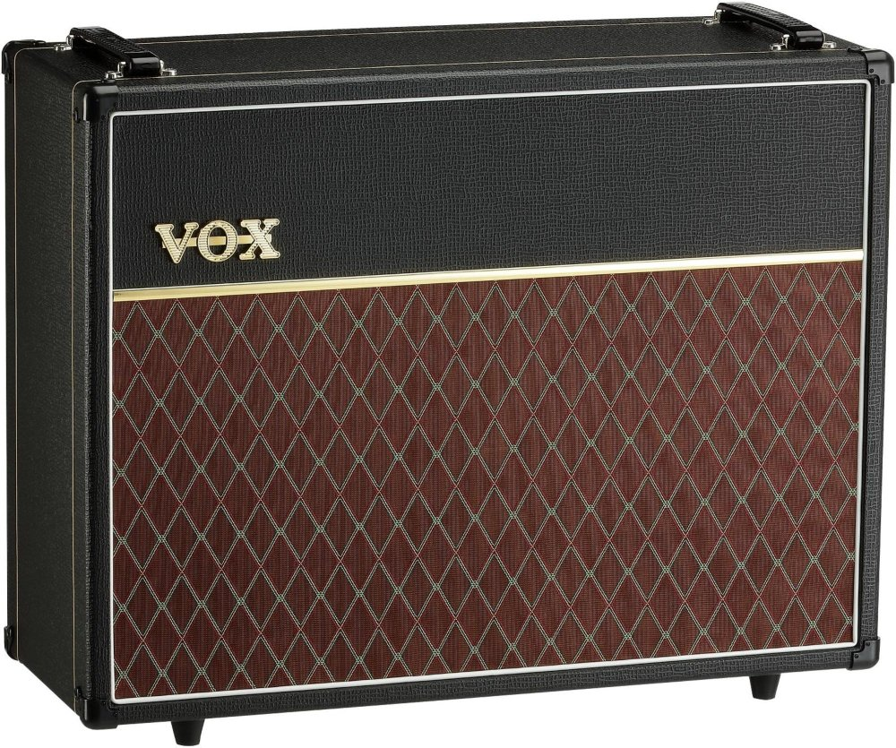 Vox V212C Guitar Extension Cabinet, 2x12''