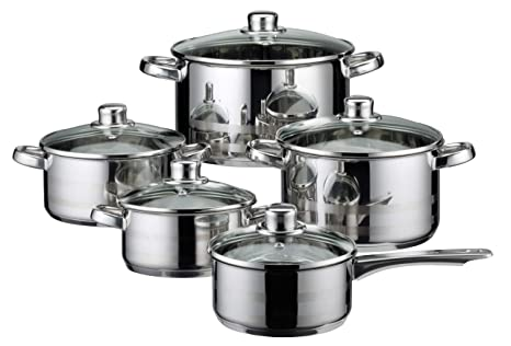 Elo 99815 Skyline - Batería de cocina (5 piezas)
