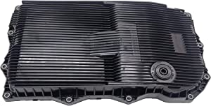 Transmission Oil Pan with Filter for Chrysle 300 Jeep Grand Cherokee Dodge Challenger Charger Durango RAM 1500 3.6L V6