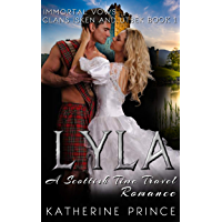 Lyla: Clans Isken and Utbek series Book 1 (Immortal vows: Clans Isken and Utbek Books)