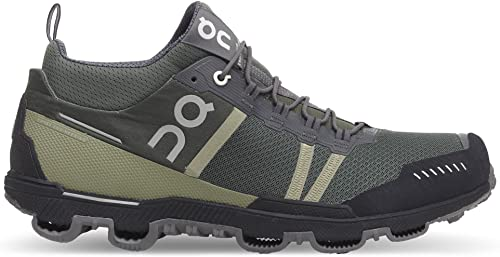 On-Running Mens Cloudventure Pine//Stone Running Shoe