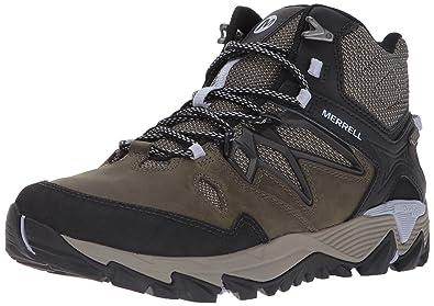 96288d60caa9 Merrell Women s All Out Blaze 2 Mid Waterproof Hiking Boot