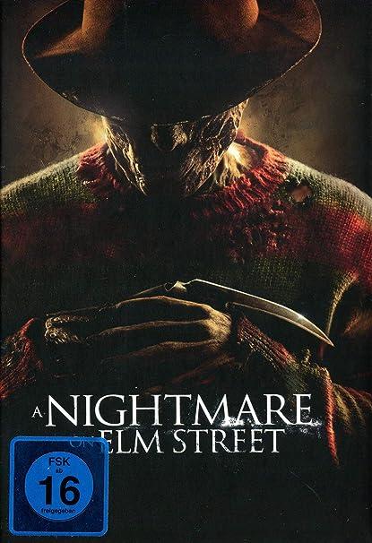 A Nightmare on Elm Street - Limitiertes Mediabook auf 1000 Stück + DVD Alemania Blu-ray: Amazon.es: Mara, Rooney, Dekker, Thomas, Cassidy, Katie, Gallner, Kyle, Haley, Jackie Earle, Bayer, Samuel, Mara, Rooney, Dekker,
