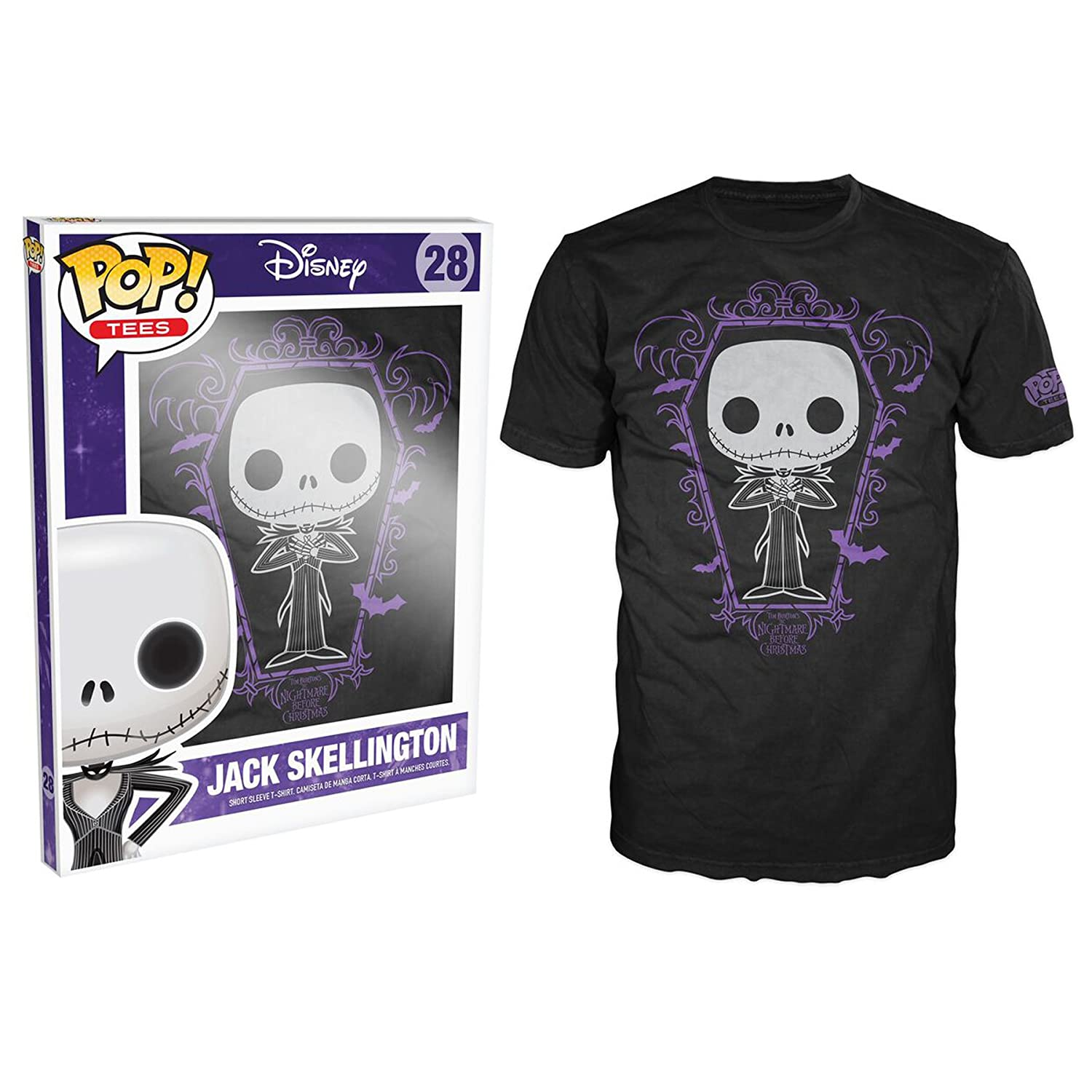 Amazon.com: Funko POP The Nightmare Before Christmas Jack ...