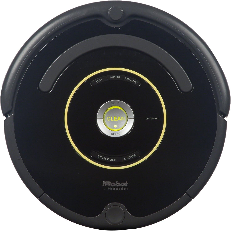iRobot Roomba 650 - aspiradoras robotizadas (Negro): Amazon.es: Hogar