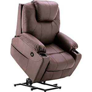 Mcombo Electric Power Lift Recliner Chair Sofa