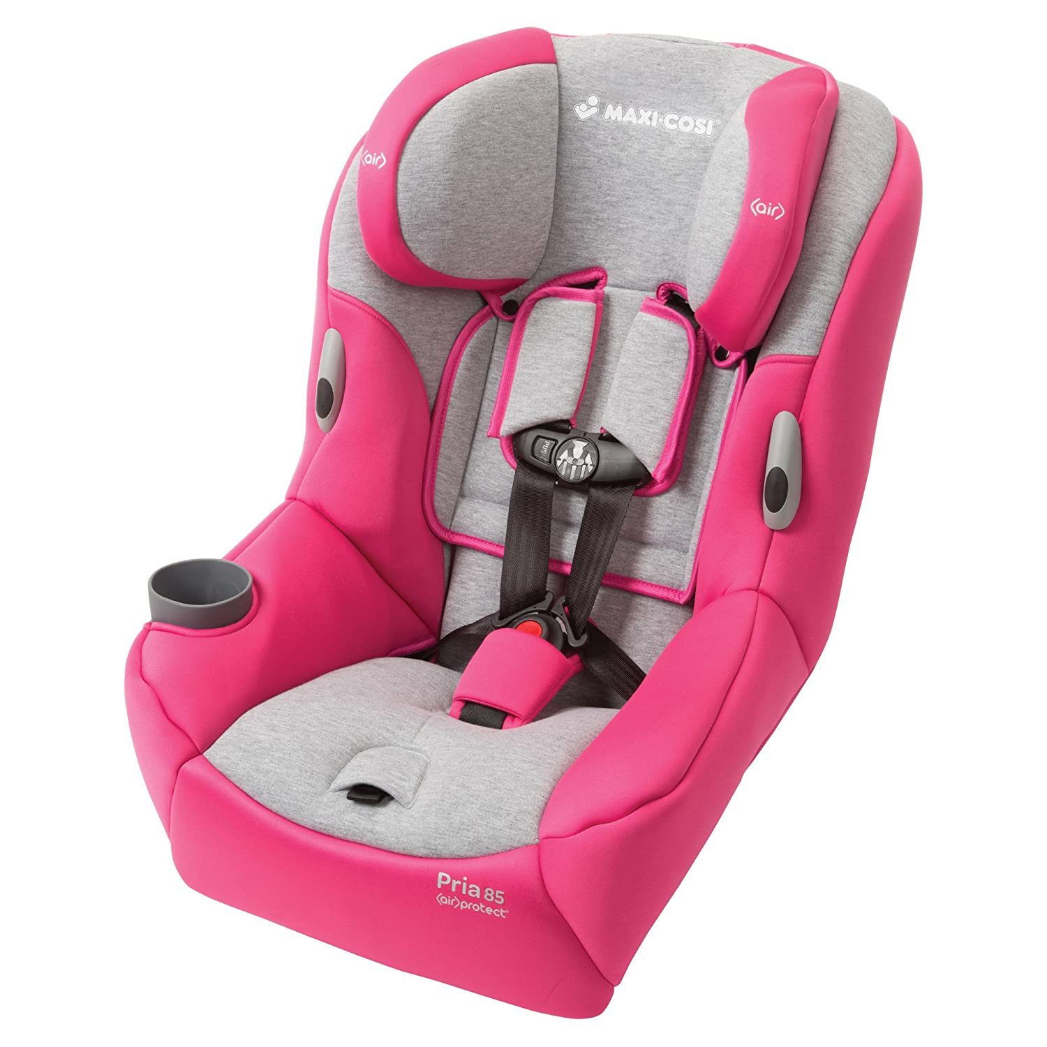 Maxi-Cosi Pria 85 Convertible Car Seat, Passionate Pink by ...