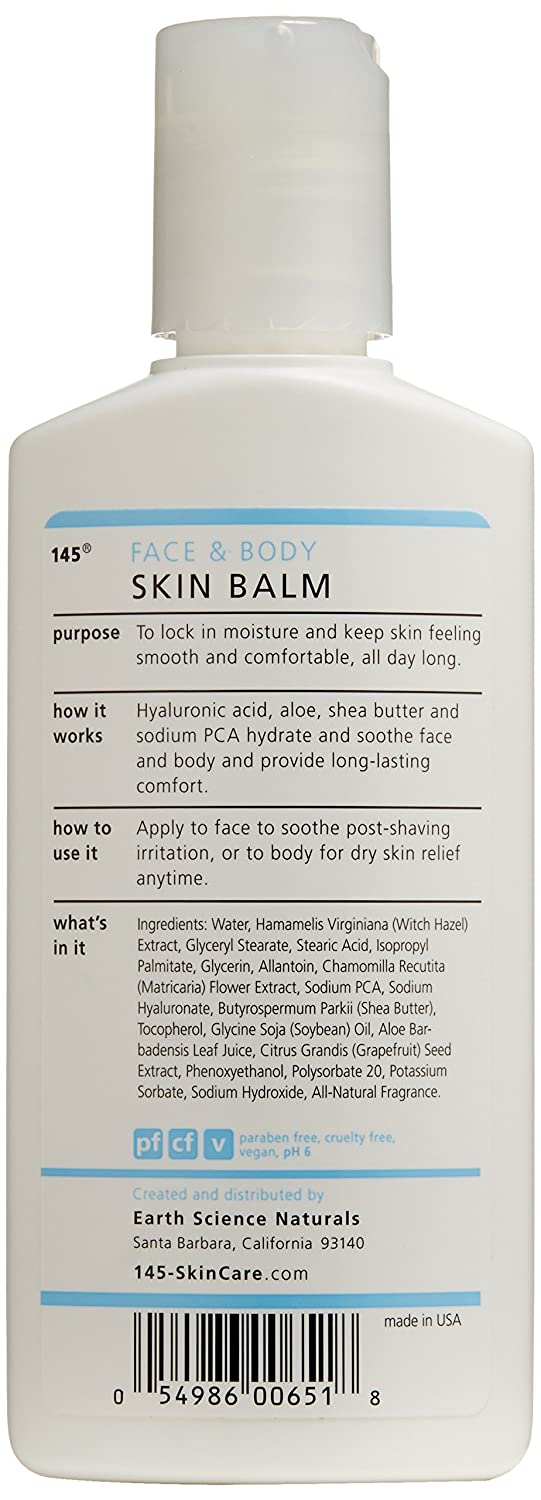 145 Intelligent Skincare for Men, Night Renewal Facial Lotion, By Earth Science, 1 fl oz(pack of 6) Revision Firming Night Treatment, 1 Ounce