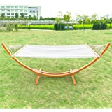 OnCloud Hammock Wood Arc With Stand