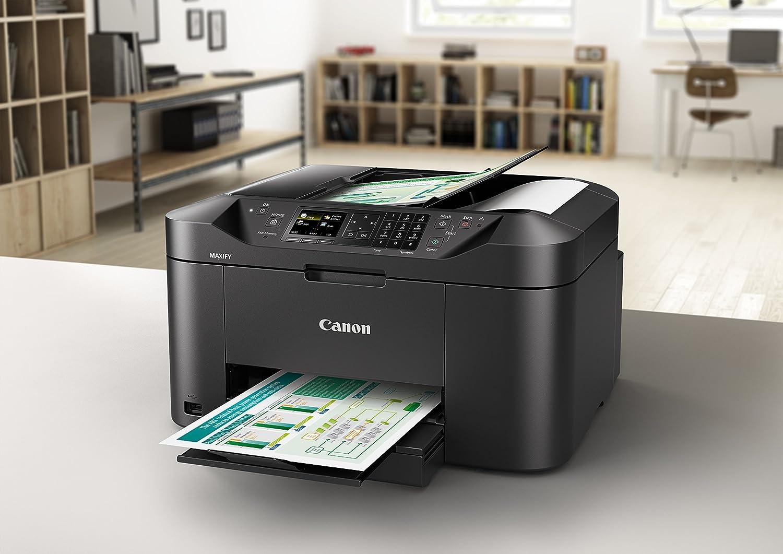Canon MAXIFY MB2155 600 x 1200DPI Inyección de Tinta A4 19ppm WiFi ...