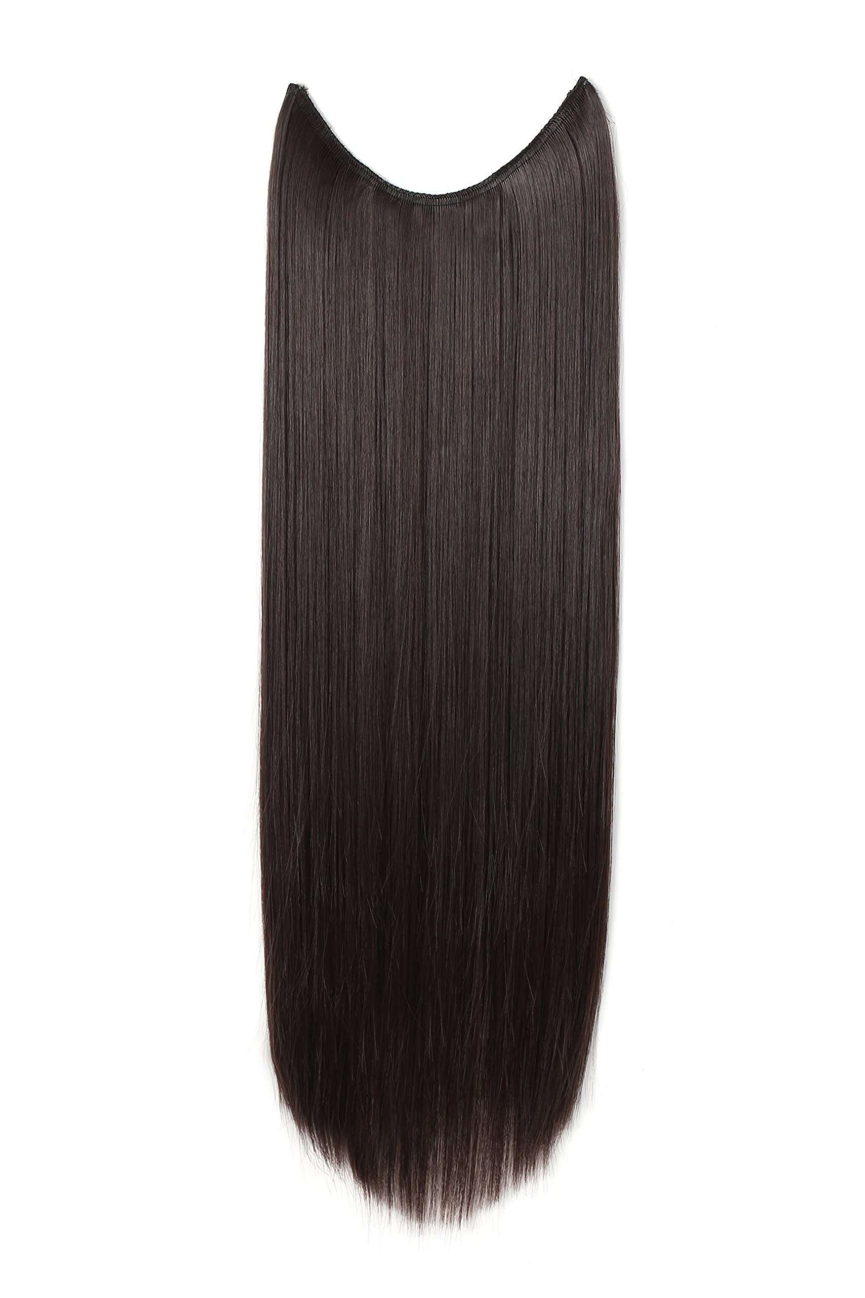 Amazon Onedor 24 Straight Synthetic Hair Extensions