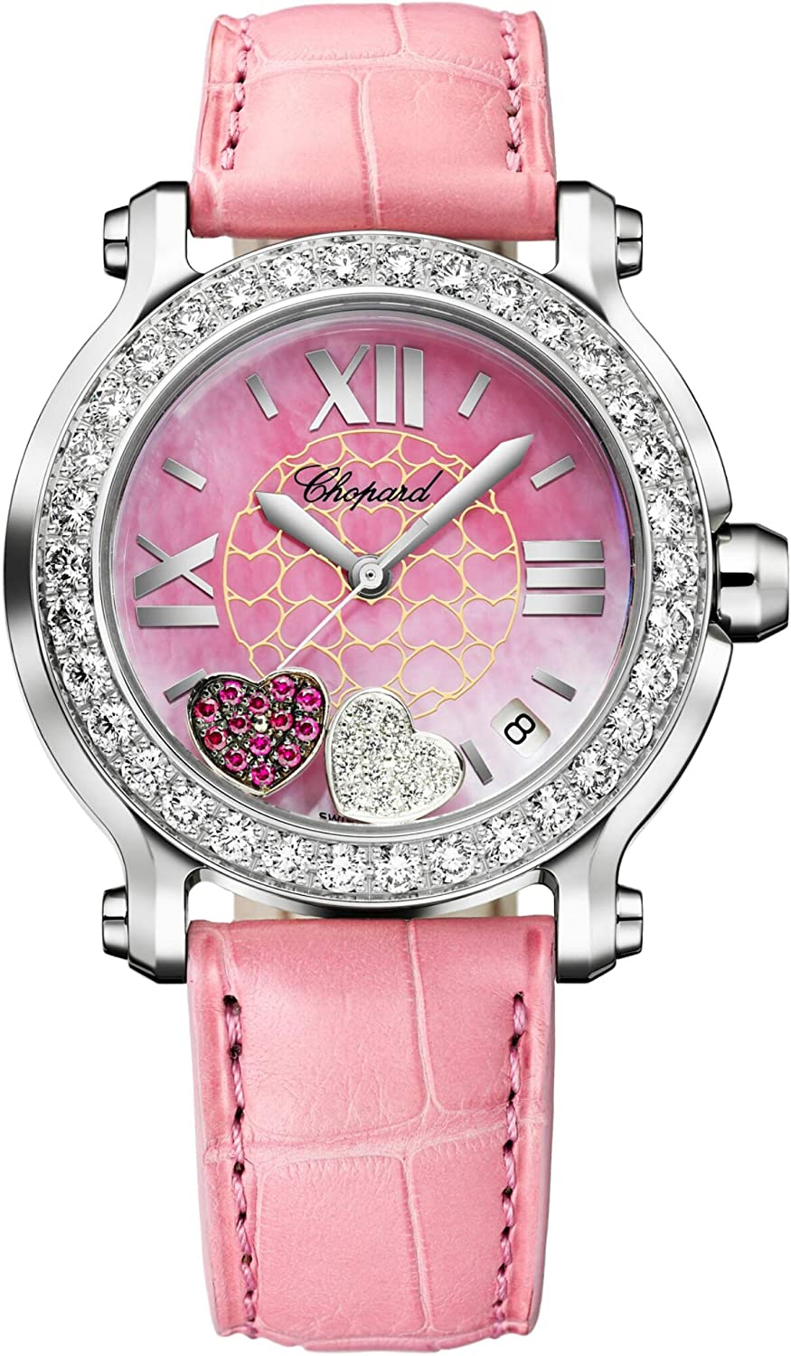 Chopard Happy Sport Happy Heart Limited to 500 Pieces 278475-2002