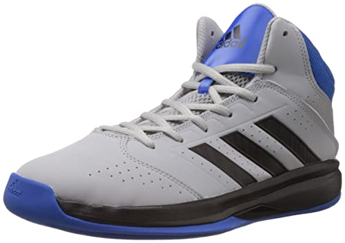 newest 4cca4 e2328 Adidas Men s Isolation 2 Clear Onix, Core Black and Blue Beauty Basketball  Shoes - 12 UK  Buy Online at Low Prices in India - Amazon.in
