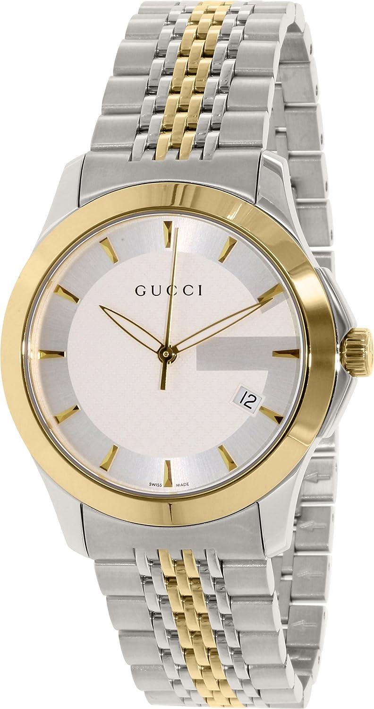 f838ddf45d8 Amazon.com  Gucci Watch(Model  YA126409  Gucci  Watches