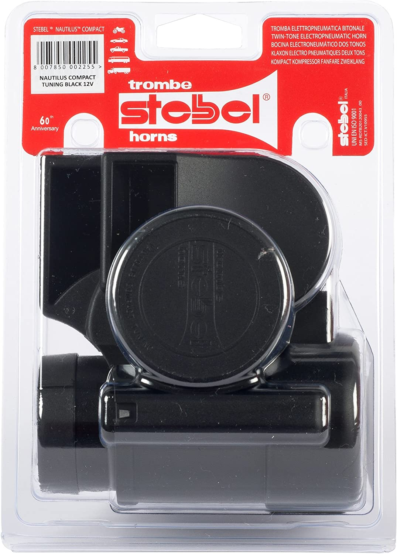 Stebel Nautilus Compact Tuning Black 12v Auto
