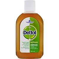 Dettol Antiseptic Antibacterial Disinfectant Liquid 125 ml