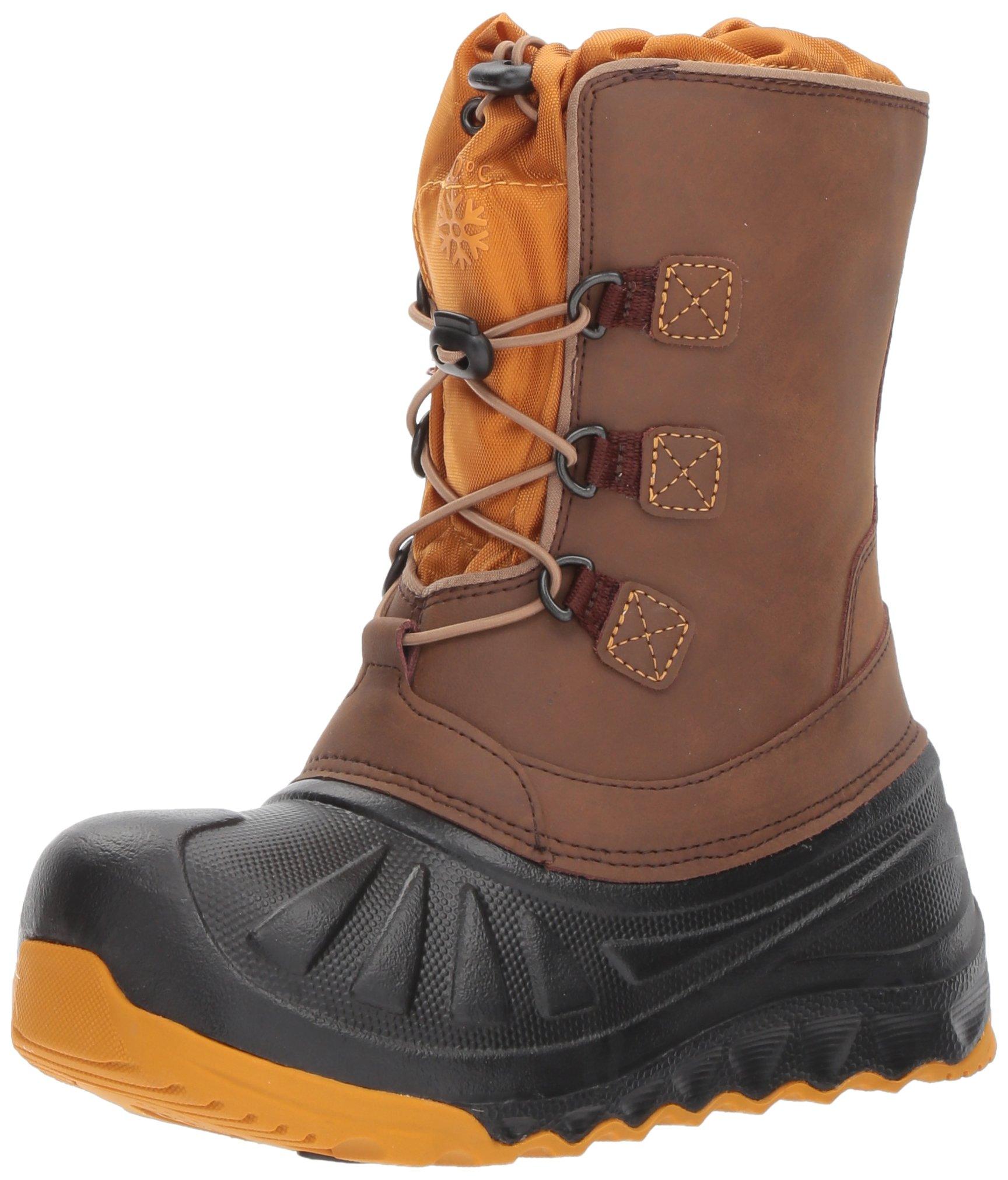 UGG Kids K Ludvig Pull-on Boot, Chocolate, 3 M US Little Kid