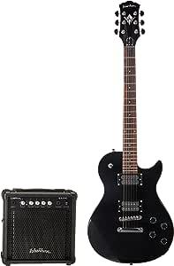 Washburn WIN14BPAK - Kit de guitarra eléctrica y amplificador ...