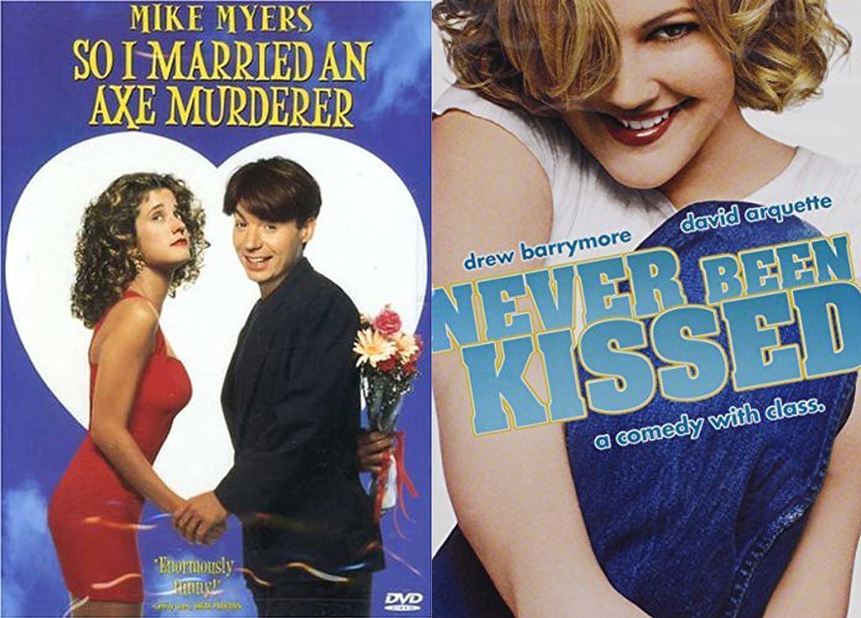 Amazon Com Romantic Comedy Bundle Never Been Kissed So I