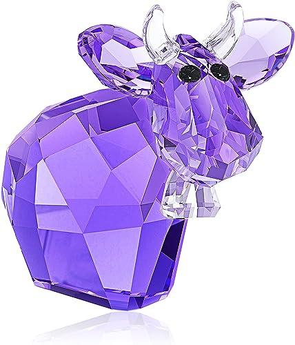 SWAROVSKI 5125946 Mini Mo Figurine, Violet, Blue