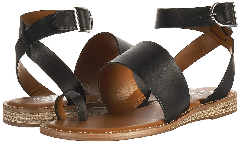 Details about  /Franco Sarto Women/'s Gracious Flat Sandal
