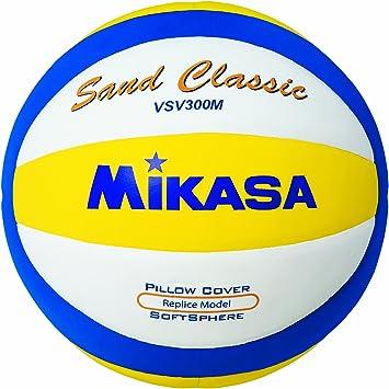 Mikasa Vsv300m Sand Classic - Pelota para Volley Playa: Amazon.es ...