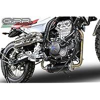 GPR Escape Exhaust Systems MD.2.DEC F.B. MONDIAL HPS