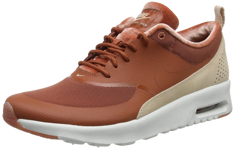 Nike Air MAX Thea LX, Zapatillas de Gimnasia para Mujer 39 EU|Rosa (Dusty Peach/Dusty Peach/Bio Be 201)