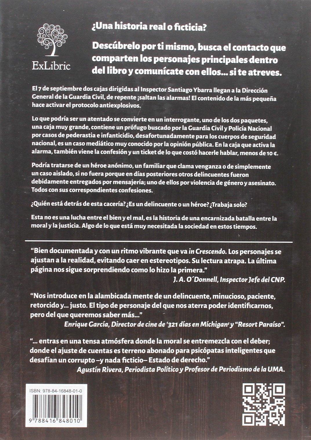 Amazon.com: Confesor (9788416848010): José Alberto Callejo ...