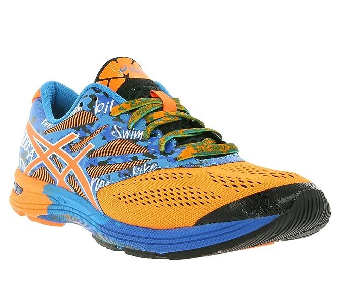 Asics gel noosa tri 12 w bleu chaussures de sport running