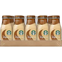 15-Pk Starbucks Frappuccino Drinks Coffee Flavor 9.5oz Bottles Deals