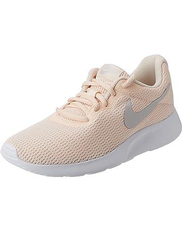 sale retailer 65ace e8a71 Nike Damen Tanjun Laufschuhe, weiß, 36 EU