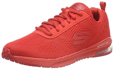 Skechers SKECH AIR INFINITY 12176 Rot RED Sneaker Memory