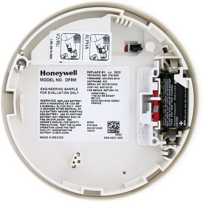 Standalone Honeywell DF8M Sensor Smoke