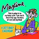 2017 Maxine by Hallmark Daily Desktop Calendar