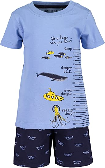 Blue Seven Baby Boys T-Shirt