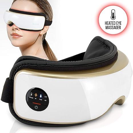 Amazon.com: Masajeador de ojos inteligente – Sistema de ...