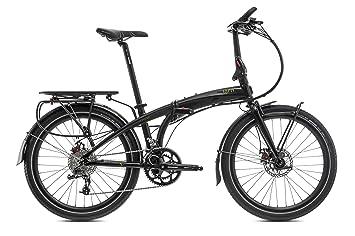 "tern Eclipse Tour - Bicicletas plegables - 24"" negro 2017"