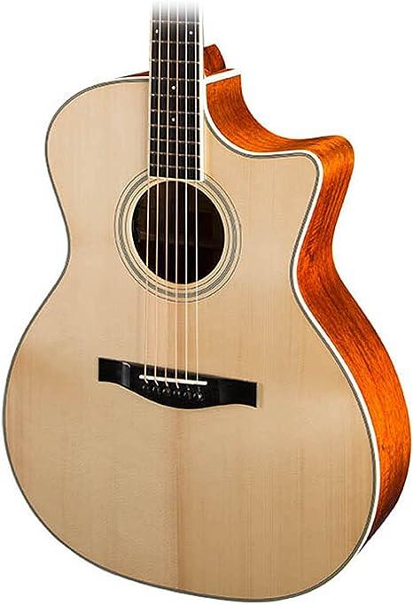 Eastman ac322ce Grand Auditorium Guitarra Electroacústica: Amazon ...