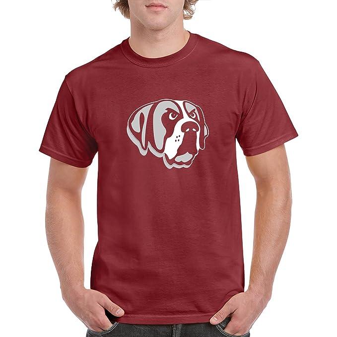 53e9015f Amazon.com: NCAA Officially Licensed College - University Team Mascot/Logo  Basic T Shirt: Clothing