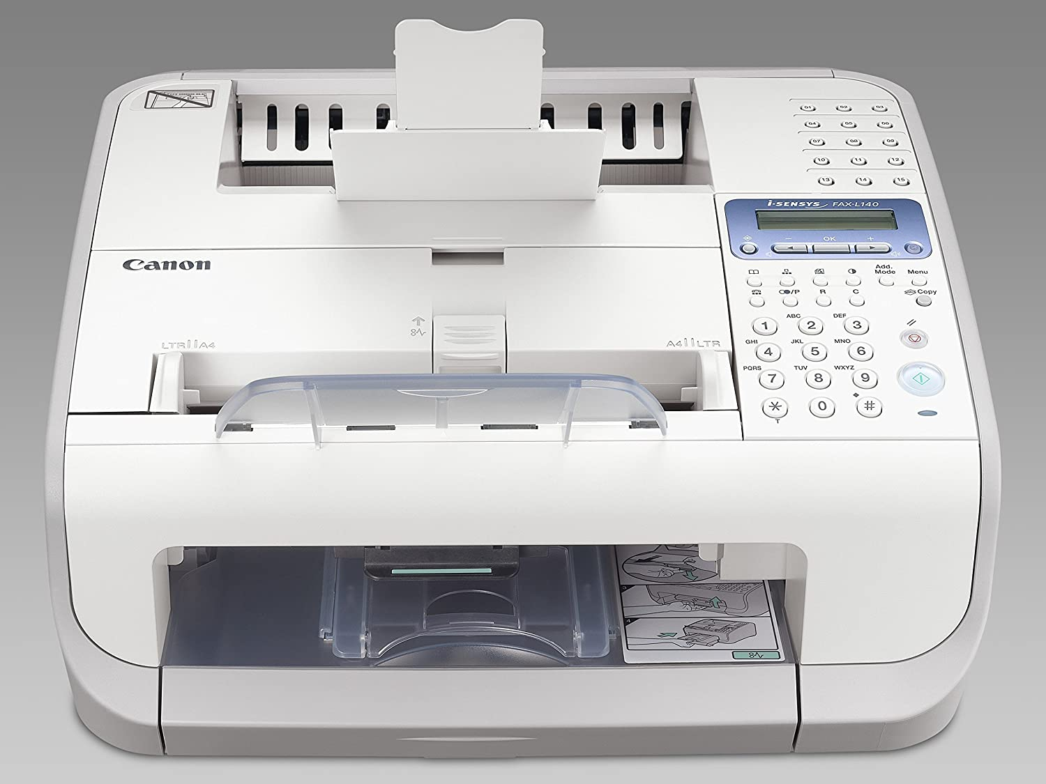 DRIVER: CANON L140 PRINTER