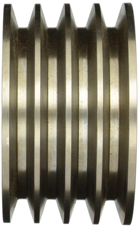 Gates QD4A5.0//B5.4 QD Multi-Duty Sheaves 1-15//16 Bore 5.75 OD 3-1//4 Face Width 1-15//16 Bore A//B Section 3-1//4 Face Width 5.75 OD 4 Groove