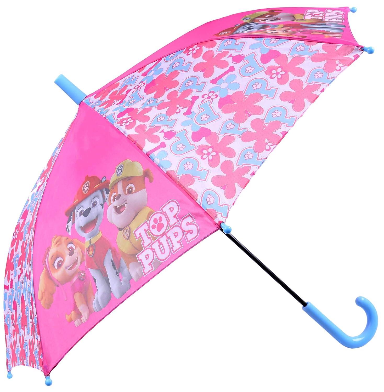 La Pat Patrouille Parapluie Rose