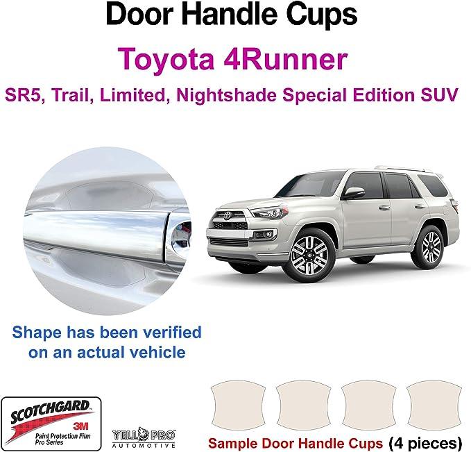 12 x 1800 mm Quattroerre 12034 Safe Door Protection for Cars Black