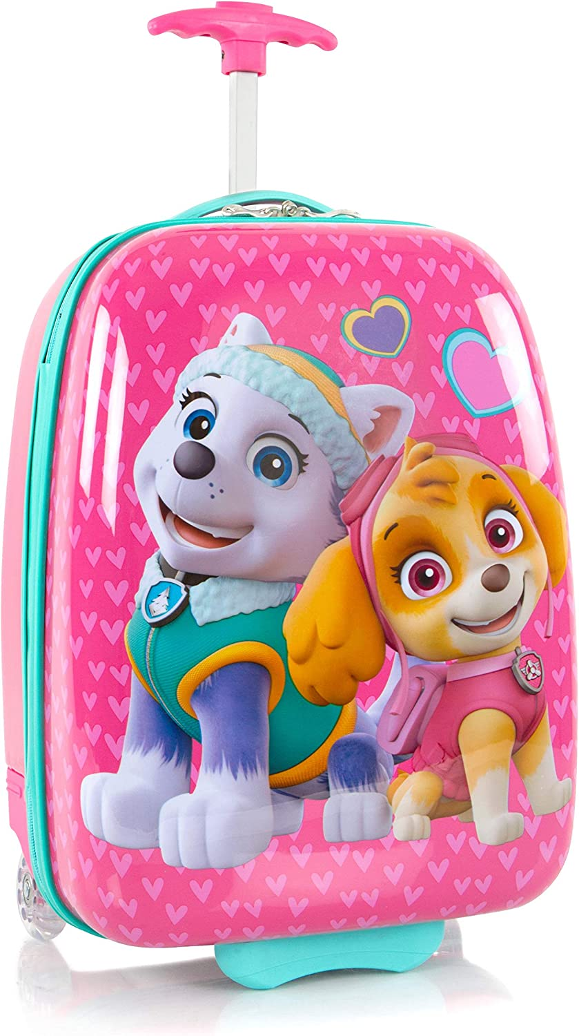 Heys America Nickelodeon Paw Patrol Girls Carry-On Luggage