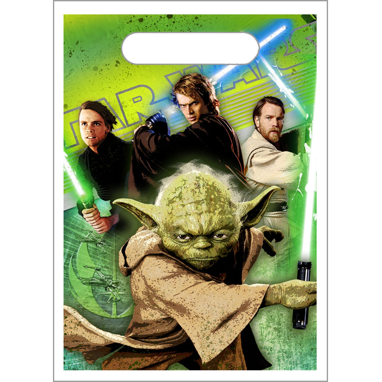 1FBG3725 Star Wars Generations Favor Bags 8ct