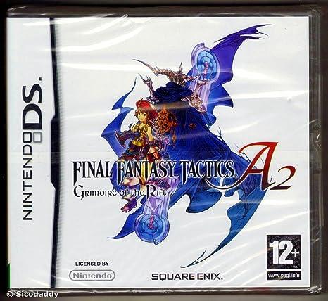 Final Fantasy Tactics A2: Amazon.es: Videojuegos