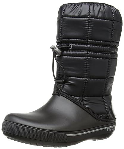 crocs Damen Crocband II.5 Winter Boot Schneestiefel