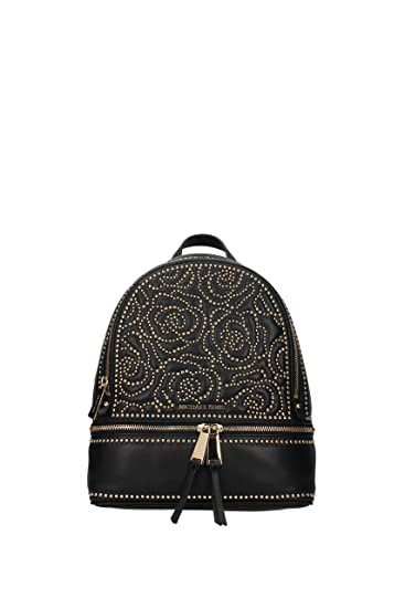 c2f186f1b6bb Image Unavailable. Image not available for. Color: MICHAEL Michael Kors Rhea  Zip Medium Backpack ...