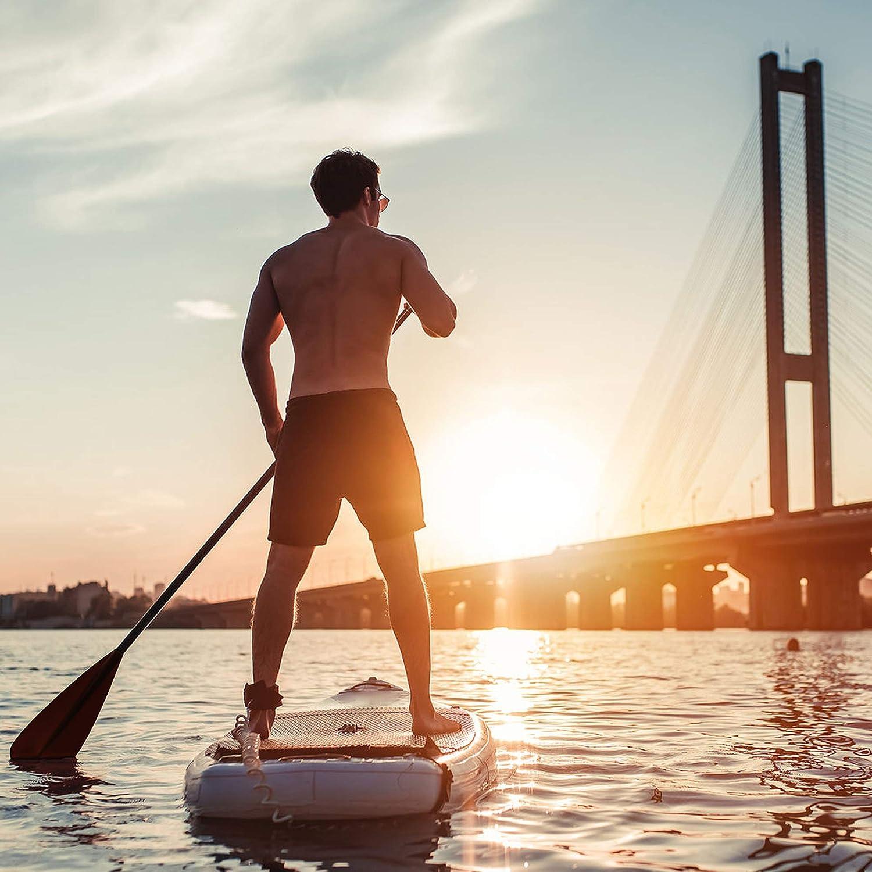 Extra Estable y liviano 702g Bolsa Kayak y Canoa Nemaxx Professional 100/% Carbon Speed Paddle de 3 Piezas para Sup Stand Up Paddle Board funci/ón de Parada del Fregadero Ajustable Incl Bote